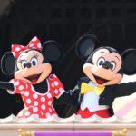 【TDL】シンデレラ城前でミッキー&ミニーがウェルカムグリ!内容や時間は?