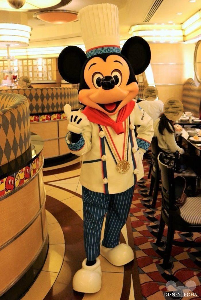 シェフのミッキーマウス