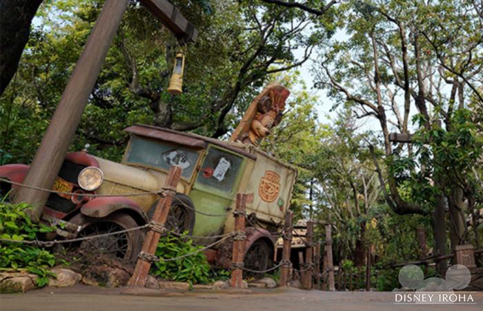 【ロストリバーデルタ】「ミッキー&フレンズ・グリーティングトレイル」ではミッキーマウス、ミニーマウス、ドナルドダックに会える