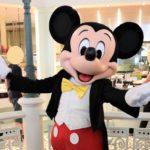 香港ディズニー3泊4日レポート2018【3日目①】エンチャ&キャラグリ