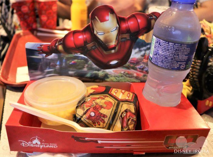 「スターライナー・ダイナー」はアイアンマンとコラボ中