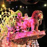 香港ディズニー3泊4日レポート2018【3日目③】フェスティバル・オブ・ライオンキング
