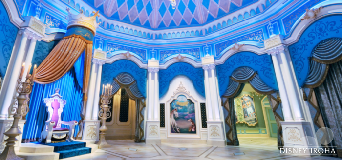 プリンセスのコスチュームで写真撮影するなら「シンデレラのフェアリーテイル・ホール」がおすすめ