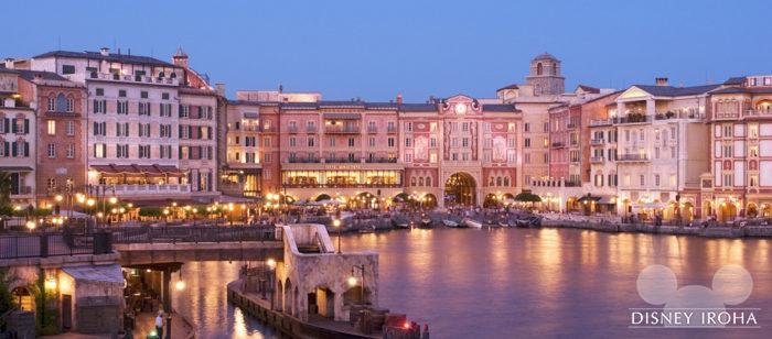 ホテルミラコスタは日本初のディズニーパーク一体型ホテル