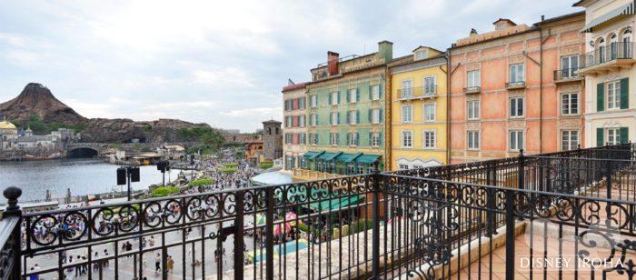 「ミラコスタ」はイタリア語で「海を眺めること」を意味する