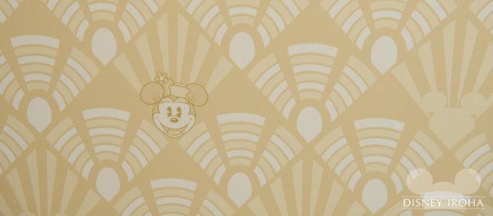 レトロなミッキーやミニーがかわいい壁紙