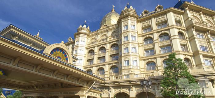 ディズニー直営ホテルにはコイン式充電器あり