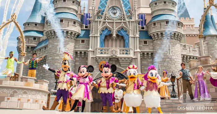 2016年~2017年にかけて世界中のパークでニューフェイスのミッキー&ミニーが登場