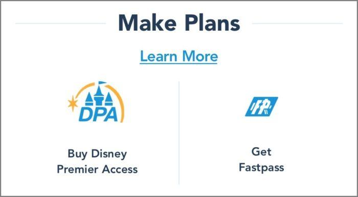 アプリにサインインすれば有料ファストパスの購入&通常のファストパス取得ができる
