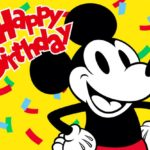 ディズニーキャラクターの誕生日を紹介!パークでお祝いしよう!