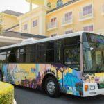 セレブレーションホテルの無料送迎バスは混雑する?利用方法と注意点