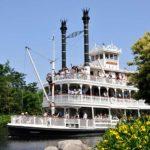 車・船・蒸気機関車も!ディズニーの周遊系アトラクションを紹介